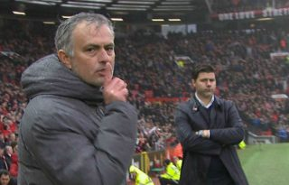 Mourinho silence shutting critics near Pochettino