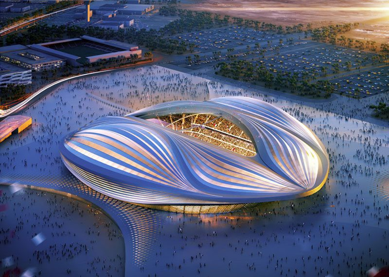 Qatar 2022 FIFA World Cup stadium