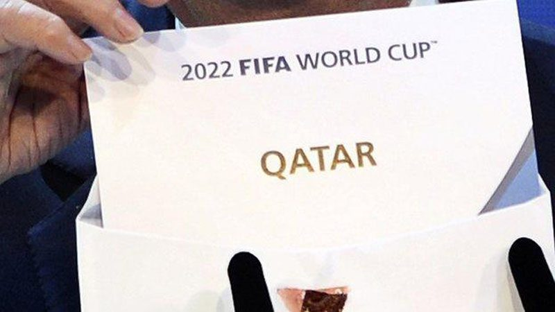 Qatar will host the 2022 FIFA World Cup
