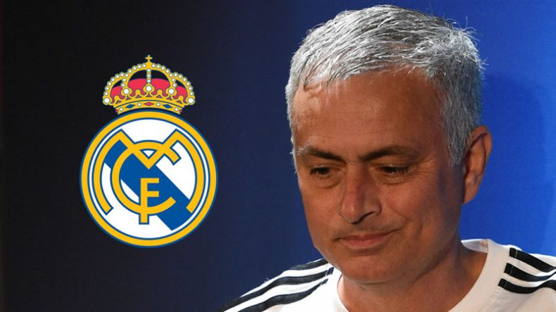 José Mourinho possible Real Madrid return