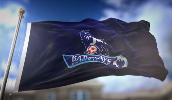 Premier League flag