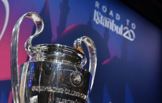Champions League trophy 2019-20