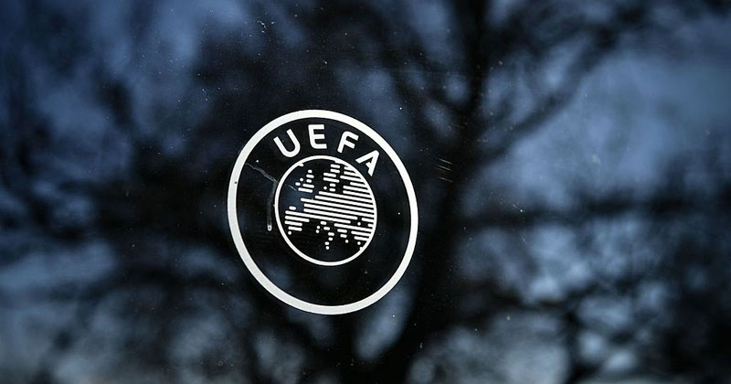 UEFA badge and logo