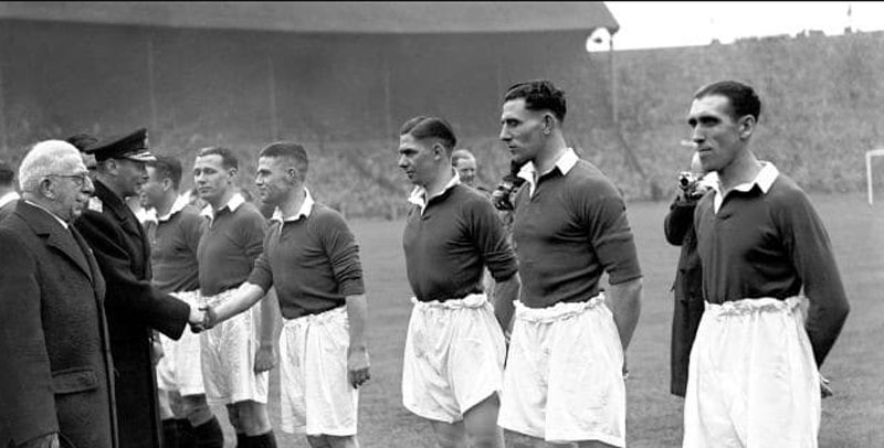 Football roots in the UK